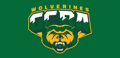 GCBA Wolverines Logo